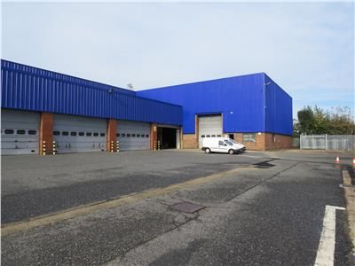 Thumbnail Industrial to let in Maxmor House, Sandpit Road, Dartford, Kent