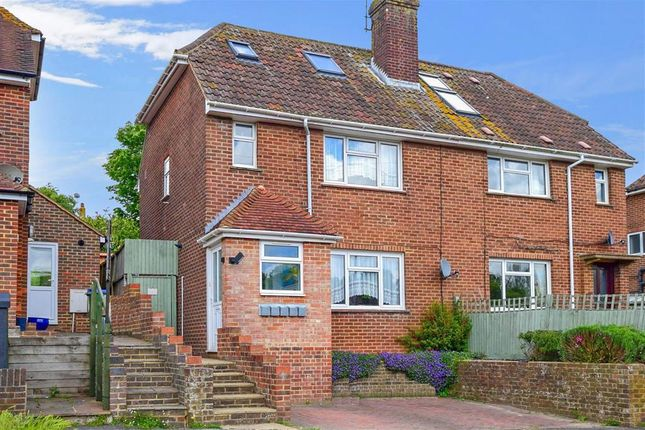Thumbnail Semi-detached house for sale in Dale Road, Lewes, East Sussex
