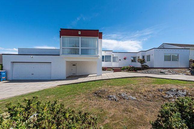 Thumbnail Detached bungalow for sale in Penrhyn Geiriol, Trearddur Bay, Holyhead