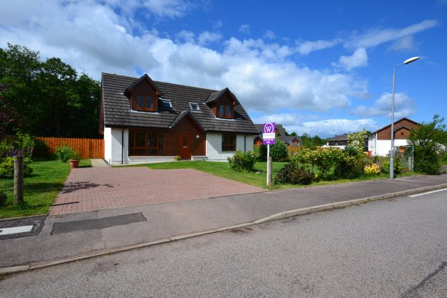 Thumbnail Detached house for sale in Aldersyde, Taynuilt
