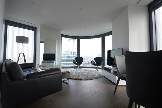 Thumbnail Property to rent in Chronicle Tower, City Road, London