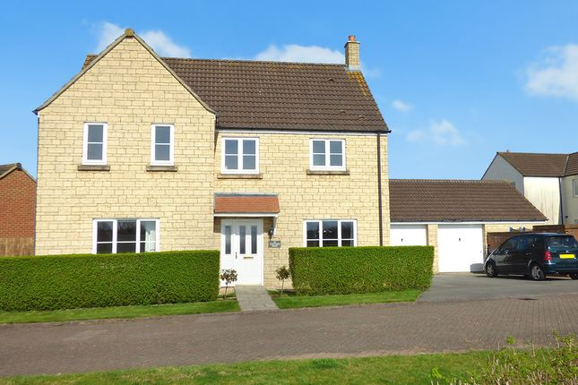 Thumbnail Detached house for sale in Old Farm Road, West Ashton, Trowbridge