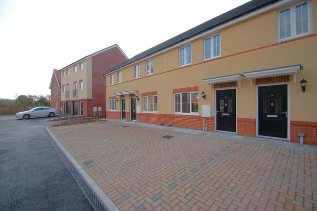 2 bed terraced house for sale in Hay Grove, Wellsea Grove, Weston Super Mare