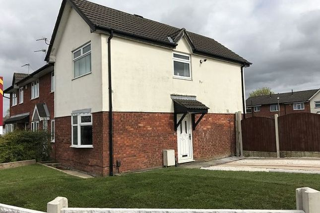 Thumbnail End terrace house for sale in Stanedge Grove, Hawkley Hall, Wigan