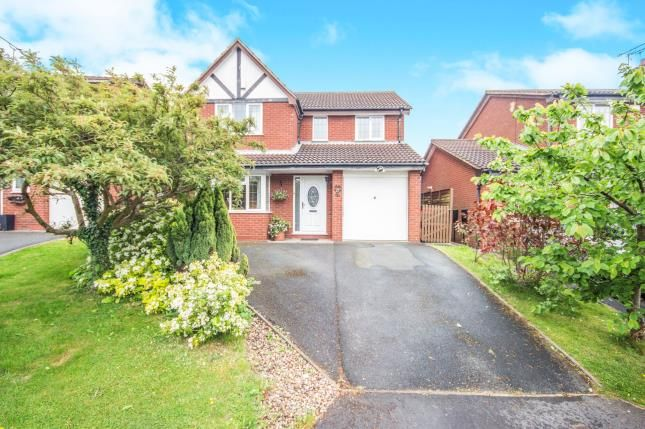4 bed detached house for sale in Lichfield Close, Arley, Coventry, Warwickshire