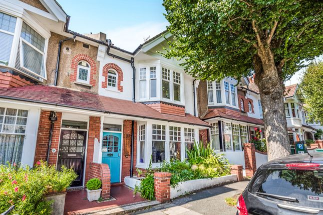 Thumbnail Semi-detached house for sale in Ferndale Road, Hove