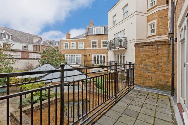 Thumbnail Town house for sale in South End Row, London