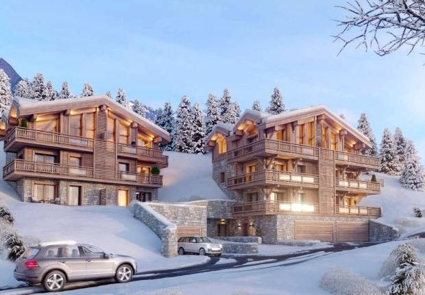 Thumbnail Parking/garage for sale in Courchevel Moriond, Le Belvédère, French Alps, 73120
