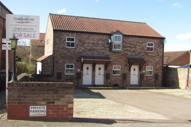 Thumbnail Property for sale in Fountain Court Mews, Boroughbridge, York