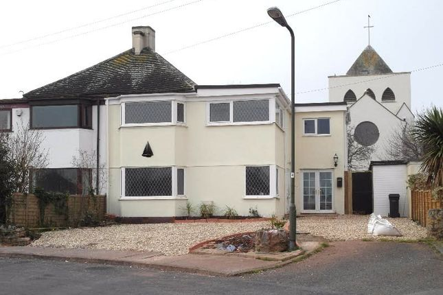 Thumbnail Flat to rent in Horseshoe Bend, Paignton
