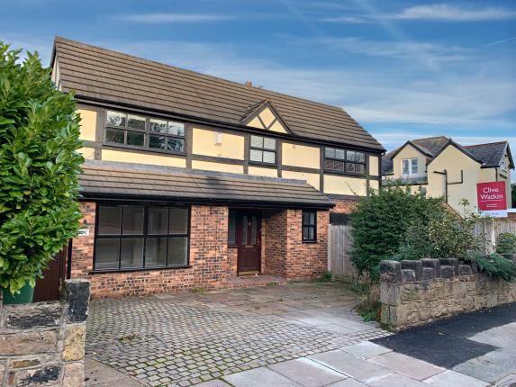 Thumbnail Detached house for sale in Elm Road, Birkenhead, Merseyside