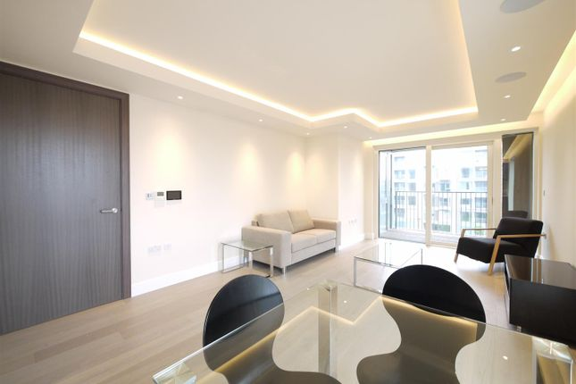 Thumbnail Flat for sale in Woodford House, Chelsea Creek, Chelsea