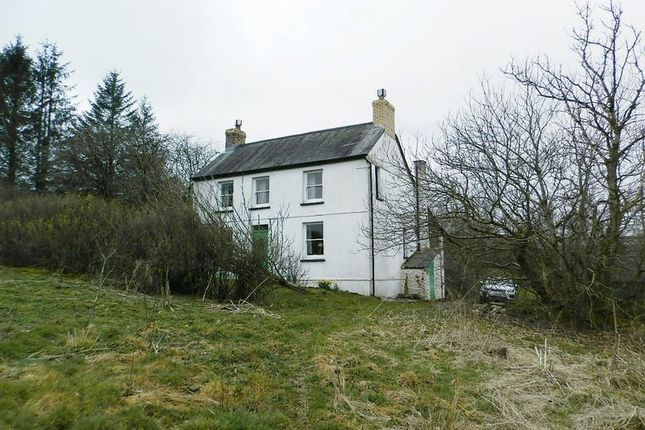 House View of Talgarreg, Llandysul SA44