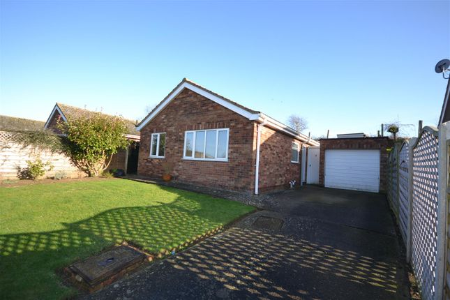 Thumbnail Detached bungalow for sale in Styleman Way, Snettisham, King's Lynn