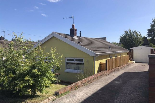 Thumbnail Detached bungalow for sale in Bryn Avenue, Burry Port