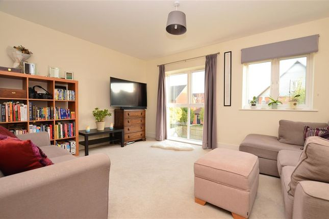 Thumbnail Terraced house for sale in Canalside, Redhill, Surrey