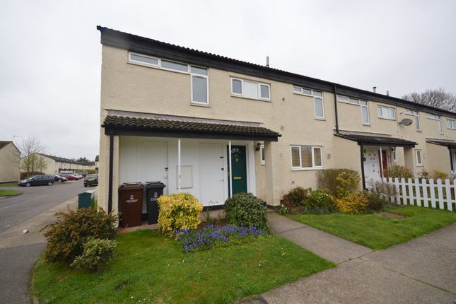 Thumbnail End terrace house for sale in Camulodunum Way, Colchester