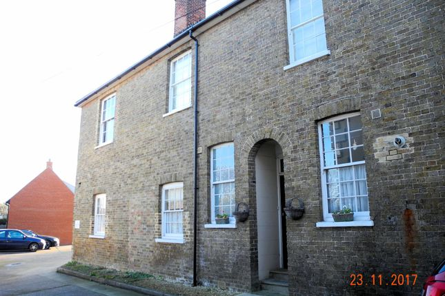 Thumbnail Flat to rent in Bradford Street, Braintree