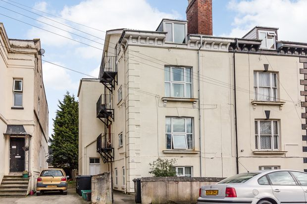 Thumbnail Flat for sale in Midland Road, Gloucester