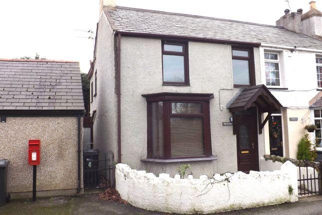 Thumbnail Semi-detached house to rent in Llanddaniel, Ynys Mon