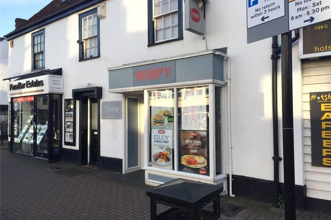 Thumbnail Pub/bar to let in High Street, Billericay, Essex