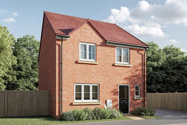 """Thumbnail Detached house for sale in """"The Mylne"""" at Dunlin Drive, Scunthorpe"""