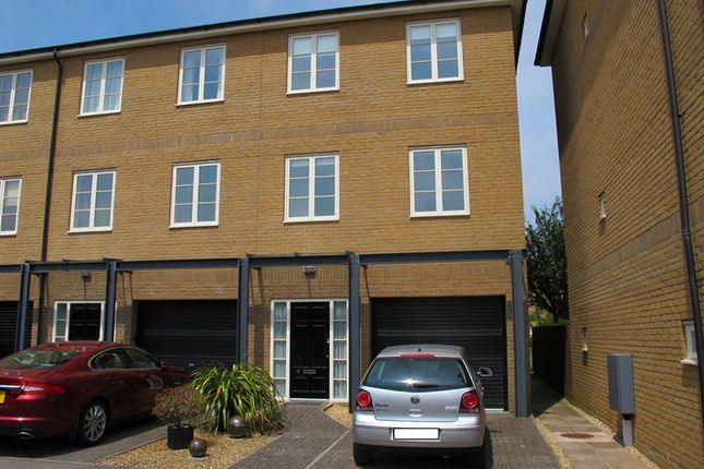 Thumbnail End terrace house to rent in Cockleshell Square, Gosport, Hampshire