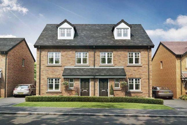 4 bed semi-detached house for sale in Grasmere Avenue, Farington, Leyland PR25