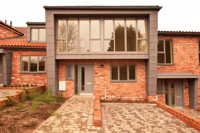 Thumbnail Town house for sale in Bullride Mews, New Street, Woodbridge