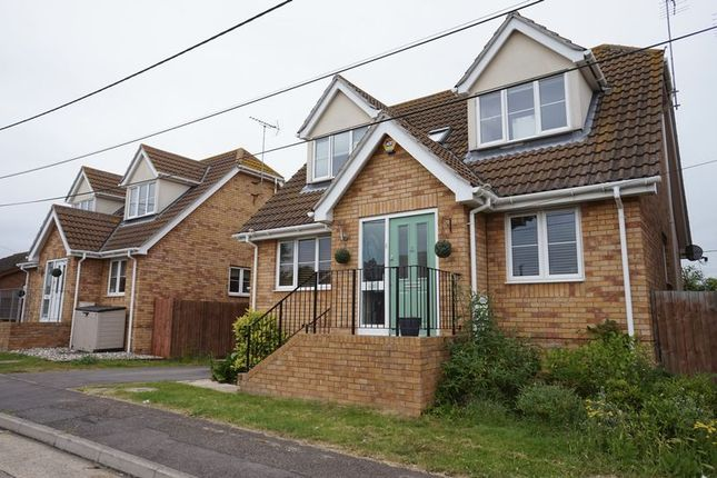 Thumbnail Detached house for sale in Westman Road, Canvey Island