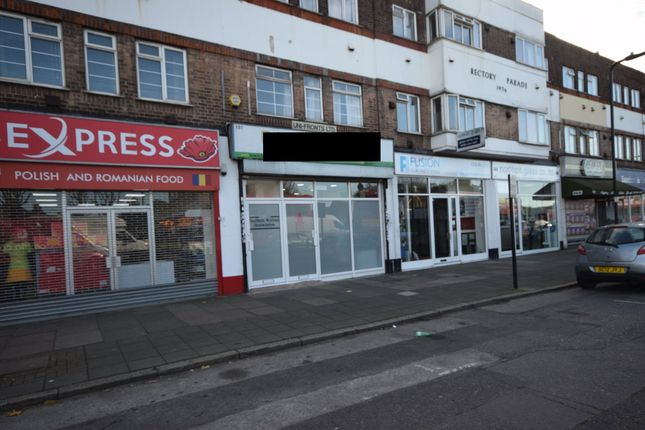 Thumbnail Commercial property for sale in Church Road, Northolt