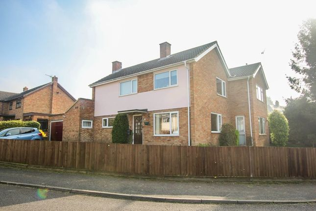 Thumbnail Detached house for sale in Flaxfields, Linton, Cambridge
