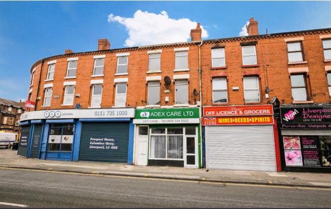 Thumbnail Land for sale in Picton Road, Wavertree, Liverpool