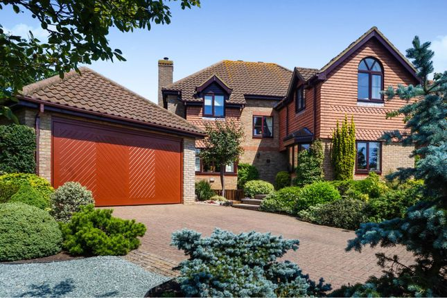 Thumbnail Detached house for sale in Berberry Drive, Flitton