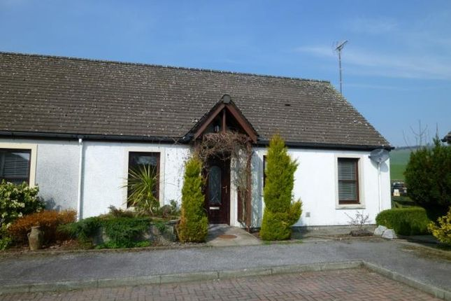 Thumbnail Semi-detached house to rent in 4 New House Court, Crocketford, Dumfries