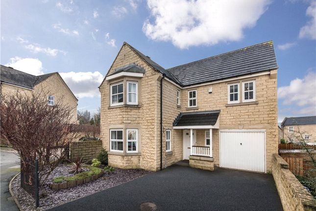 Thumbnail Detached house for sale in Roedhelm Road, East Morton, West Yorkshire