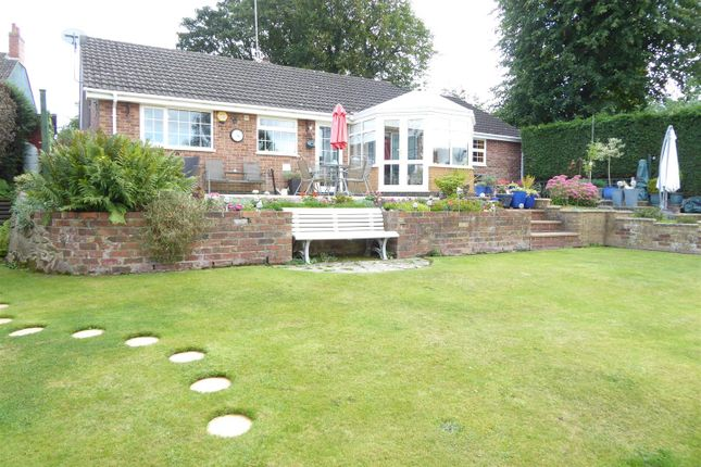 4 bed bungalow for sale in The Homestead, Church Gresley DE11