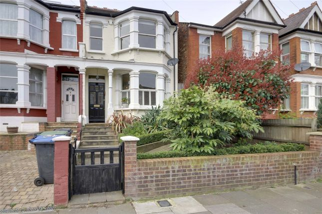 Thumbnail Semi-detached house for sale in Warwick Road, Bounds Green, London