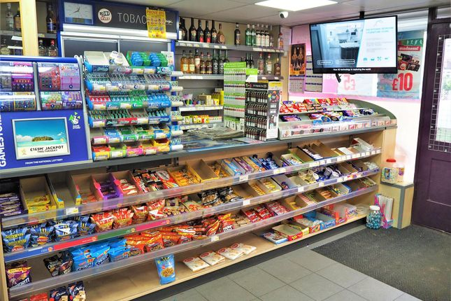 Thumbnail Retail premises for sale in Off License & Convenience LE10, Leicestershire