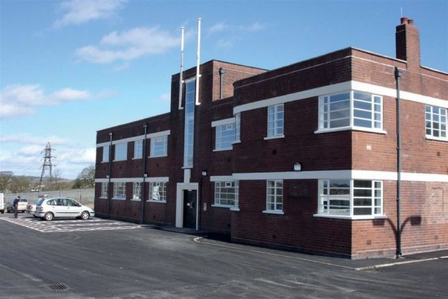 Office to let in Chatterley Whitfield, Biddulph Road, Stoke-On-Trent