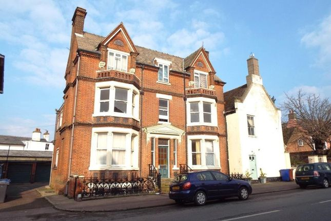 Thumbnail Flat for sale in Old Station Road, Newmarket