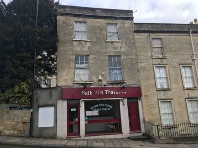Thumbnail Restaurant/cafe for sale in 9 Lansdown Road, Bath