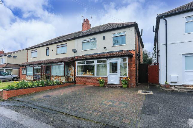 Thumbnail Semi-detached house for sale in Arden Road, Acocks Green, Birmingham