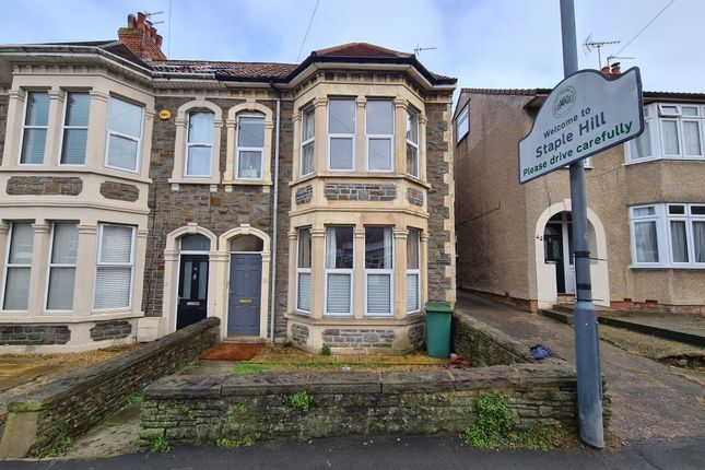 Thumbnail Semi-detached house to rent in Victoria Street, Staple Hill, Bristol
