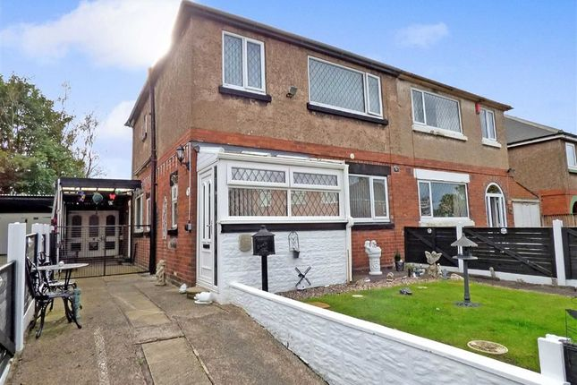 Semi-detached house for sale in Albert Avenue, Longton, Stoke-On-Trent