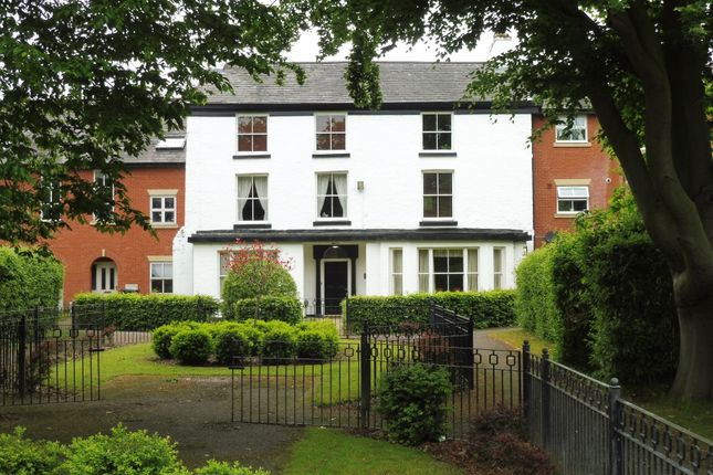 Thumbnail Flat for sale in Wharton Hall, Wharton Road, Winsford