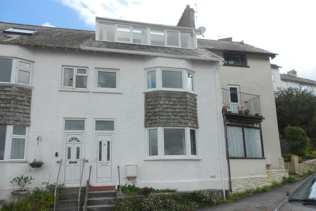 Thumbnail Terraced house to rent in Elm Tree Road, Looe