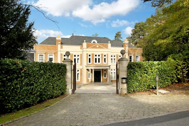 Thumbnail Property to rent in Camp End Road, St. Georges Hill, Weybridge