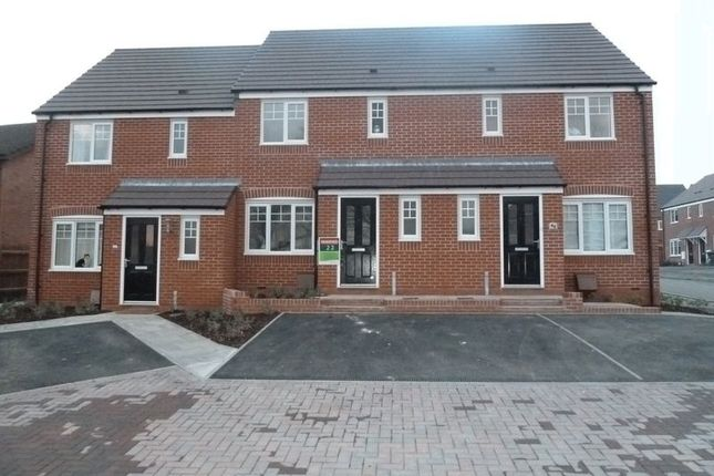 Thumbnail Terraced house to rent in Martineau Drive, Harborne, Birmingham
