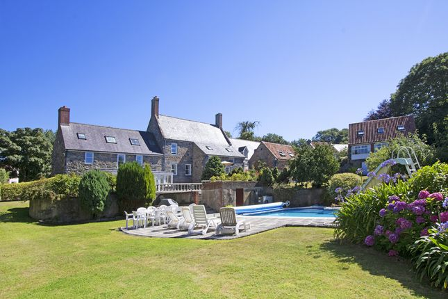 Thumbnail Detached house for sale in Les Fauconnaires, St Andrew's, Guernsey
